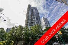 Yaletown Apartment/Condo for sale:  1 bedroom 618 sq.ft. (Listed 2020-06-16)